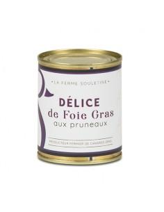 Délice de foie gras de...