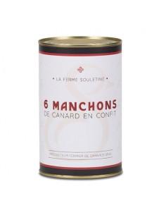 6 Manchons (1000g)