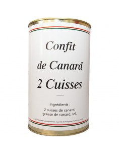 2 Cuisses (1000g)