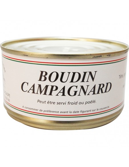 Boudin campagnard 125g