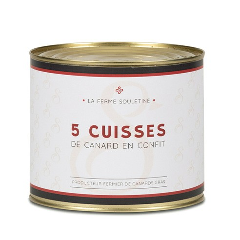 5 Cuisses (2000g)