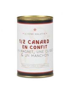 1/2 Canard (1 magret, 1...