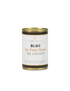 Bloc foie gras de canard...