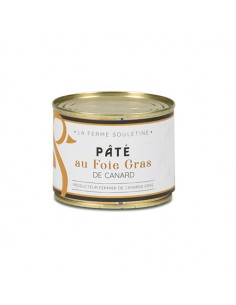 Pâté au foie gras de canard...